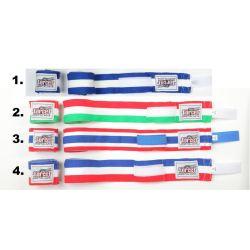Боксови бинтове FORCE 1 с цветове на знамена 5м F2015