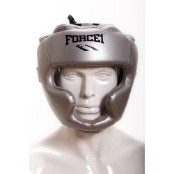 Протектор за глава / Каска FORCE 1 сребрист F1039B