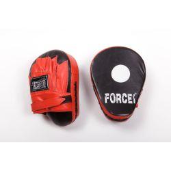 Боксови лапи от естествена кожа FORCE 1 F1083