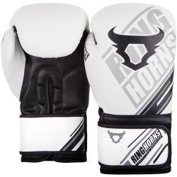 Боксови Ръкавици - Ringhorns Nitro Boxing Gloves - White