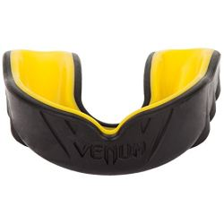 Протектор за уста / Назъбник - VENUM CHALLENGER MOUTHGUARD - Black/Yellow 