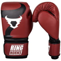 Боксови Ръкавици - Ringhorns Charger Boxing Gloves - Red