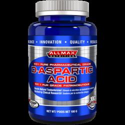 AllMax D-Aspartic Acid 100 gr.