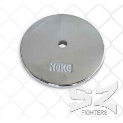 SZ AccessoriesТежести - хром фи 30 2,5 kg