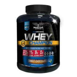 InvictusNutrition - Whey Champion 5lb.