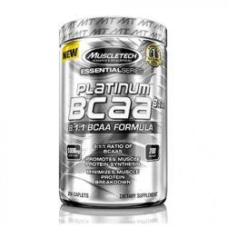 MuscleTech Platinum BCAA 8:1:1 200 caps.