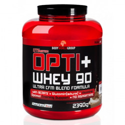 BWG Opti Whey 90+ 2390gr.