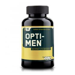Optimum Nutrition Opti-Men 90 tabs.