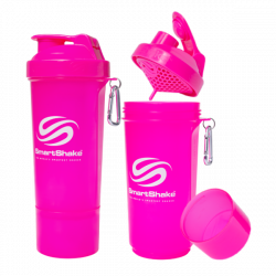 Smart Shake - Slim Neon Purple 600ml.
