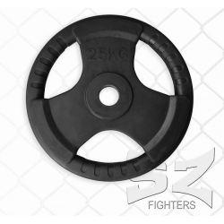 SZ AccessoriesТежести - гумено покритие фи 50 2,5 kg